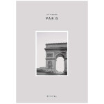 Cereal City Guide谷物城市指南 Paris巴黎 英文原版
