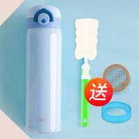 【热卖新品】日本少女心迷你保温杯男女士小学生便携小清新ins可爱儿童水杯子