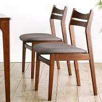 【新品热卖】实木餐椅北欧现代简约餐桌椅子家用靠背休闲椅创意书桌椅