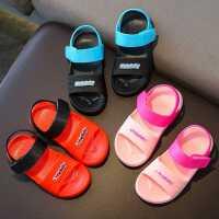 限时特价2020夏季1-7岁婴儿凉鞋卡通儿童防滑沙滩鞋男女宝宝软底凉拖鞋