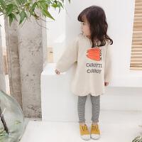 女童套装秋装春秋儿童女宝宝秋季两件套