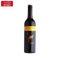 【1919酒类直供】黄尾袋鼠西拉子(设拉子)红葡萄酒 澳大利亚进口 750ml 批次不同, 随 机 发货