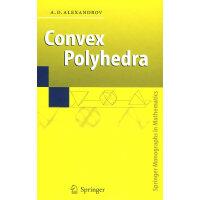 Convex polyhedra凸面多面体