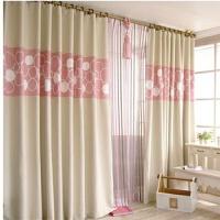 韩式窗帘 成品装饰窗帘 2片窗帘TO