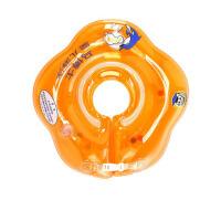 儿童宝宝游泳圈 婴儿游泳圈 脖圈 颈圈[一体圈】厚