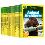 英文原版 National Geographic Kids level 3 人文景观动物 19册合售 美国国家地理读物