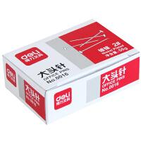 得力(deli) 0016 大头针(50克/盒)10盒装 当当自营