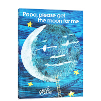 Papa, Please Get the Moon for Me 爸爸,我要月亮(大开本)ISBN9780689877