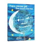 Papa, Please Get the Moon for Me 爸爸,我要月亮(大开本)ISBN9780689877568