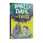 The Twits 蠢特夫妇 英文原版 Roald Dahl 罗尔德达尔