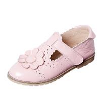 女童鞋子宝宝小女孩公主鞋2019新款韩版女童单鞋儿童皮鞋