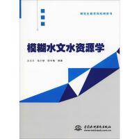 模糊水文水资源学 中国水利水电出版社