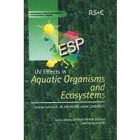 【预订】UV Effects in Aquatic Organisms and Ecosystems