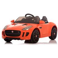 捷豹婴儿童电动车四轮双驱动宝宝汽车带遥控男女小孩玩具车可坐人