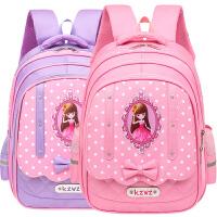 小学生书包 女儿童双肩包 女童背包