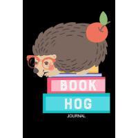 【预订】Book Hog Journal: Hedgehogs Small Diary for Note Taking