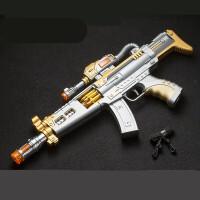 儿童电动玩具枪灯光音乐小男孩礼物宝宝有声光冲锋枪3-5-7岁六一儿童节礼物