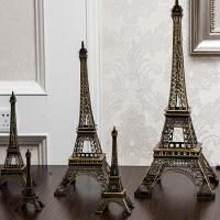 【新品优选】巴黎埃菲尔铁塔摆件超大艾菲尔模型生日礼物酒柜电视柜家居装饰品