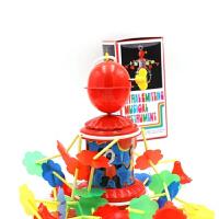 发条床铃旋转转乐婴儿玩具风铃发条床铃上链上弦吊琴