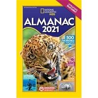 预订National Geographic Kids Almanac 2021 International Editio