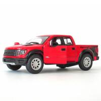 1福特皮卡车F150儿童玩具车模型福特F-150猛禽汽车模型3SN5234
