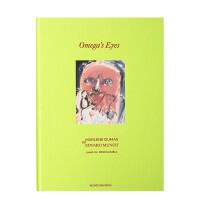 【预订】Omega's Eyes 欧米茄的眼睛:玛琳・杜马斯看着爱德华・蒙克 艺术作品集进口原版
