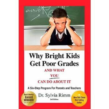 【预订】Why Bright Kids Get Poor Grades and What You Can Do about It: A Six-Step Program for Parents and Teachers 预订商品,需要1-3个月发货,非质量问题不接受退换货。