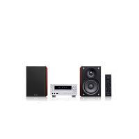 X-HM51-S 先锋 CD迷你音响组合 50W+50W  支持iPhone5及iPad mini,支持蓝牙