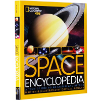 美国国家地理太空百科全书 英文原版 National Geographic Kids Space Encycloped