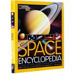 美国国家地理太空百科全书 英文原版 National Geographic Kids Space Encycloped