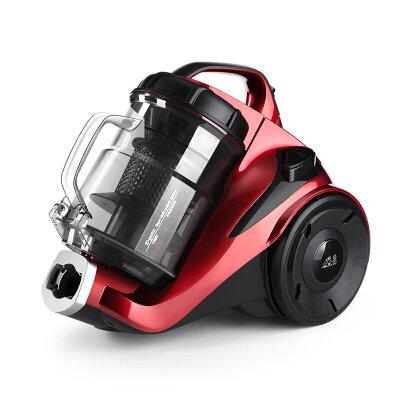 小狗吸尘器小型无耗材静音除螨家用吸尘器D-9002