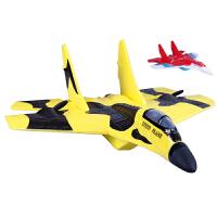 遥控飞机滑翔机固定翼充电航拍飞机玩具超大苏SU27航模战斗机