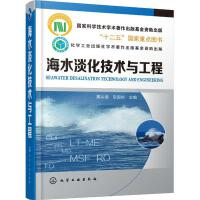 海水淡化技术与工程 高从��,阮国岭 主编