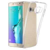 【包邮】MUNU 三星s6 Edge+手机壳 s6 Edge Plus手机保护套 三星s6 Edge+手机壳透明 硅胶