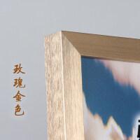 铝合金相框挂墙A4证书框摆台A3营业*证照框16寸24寸36寸大画框情人节礼物