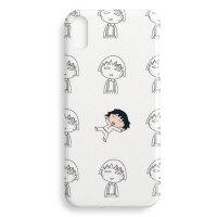 卡通可爱小丸子苹果XS Max iphone XR 6 7 8 plus手机壳