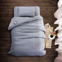 婴童床品套件婴儿床上用品套件宝宝儿童床品被套床单枕套婴童幼稚园三五件套棉ZQ-YS004