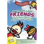 【预订】How to Make & Keep Friends: Tips for Kids to Overcome 5