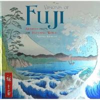 Visions of Fuji 富士山景象 进口原版图书