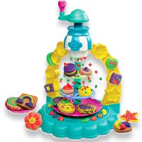培乐多 无毒橡皮泥多彩曲奇塔套装女孩玩具儿童节礼物 CCTV广告款
