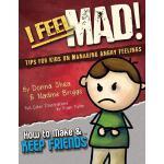 【预订】I Feel Mad! Tips for Kids on Managing Angry Feelings