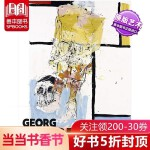 【预订】Georg Baselitz乔治巴塞利兹画集 进口原版画册