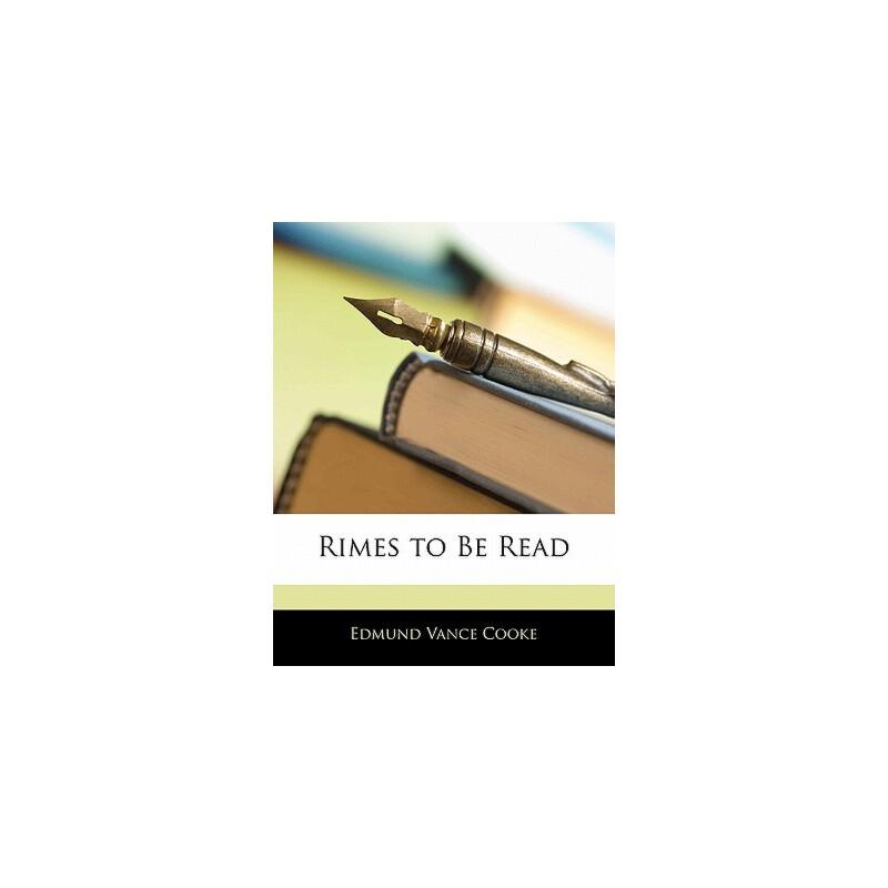 【预订】Rimes to Be Read 预订商品,需要1-3个月发货,非质量问题不接受退换货。