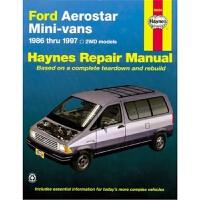 预订Ford Aerostar Mini-Vans (86 - 97)