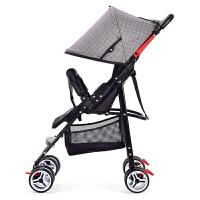 婴儿推车轻便折叠超轻小孩手推车可坐躺简易避震儿童宝宝夏季伞车a343zf10
