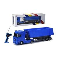 20181113132239795超大型奔驰运输卡车2.4G遥控翻斗充电儿童玩具自卸货柜车男孩模型