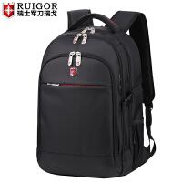 书包双肩包男中学生背包高中大学校园双肩包电脑包