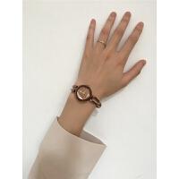 手表女复古小表盘文艺百搭气质学生女士古风中国风手镯式手表