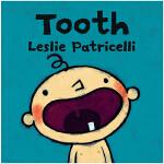 Tooth 牙齿 英文原版儿童绘本 0-3岁