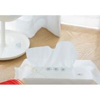 FaSoLa 洗脸巾一次性干湿两用美容巾抽取式洁面化妆棉擦脸柔纸巾